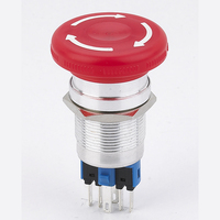 PX22C-M11Z-A High Quality electric gang auto electric window electric rotary switch