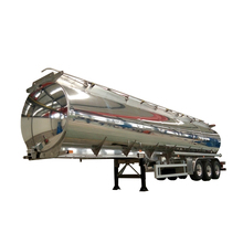 Edible Oil Tanker Semi Trailer
