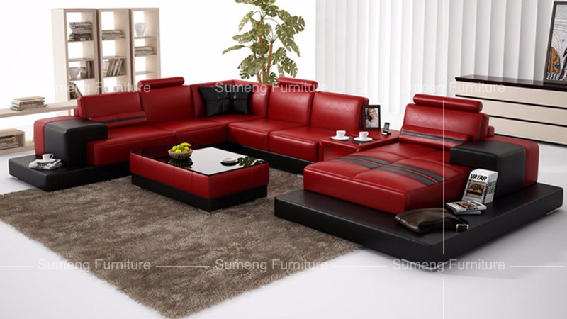 natuzzi red leather sofa natuzzi editions b806 contemporary 2 seat sofa with tufted back and. Black Bedroom Furniture Sets. Home Design Ideas
