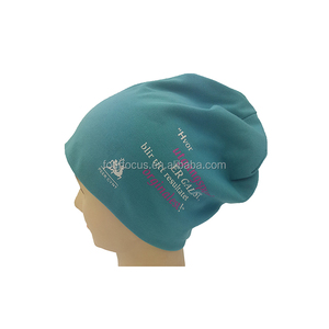 Slouchy Beanie Cotton Jersey Cycling Ski Outdoor Skull Cap