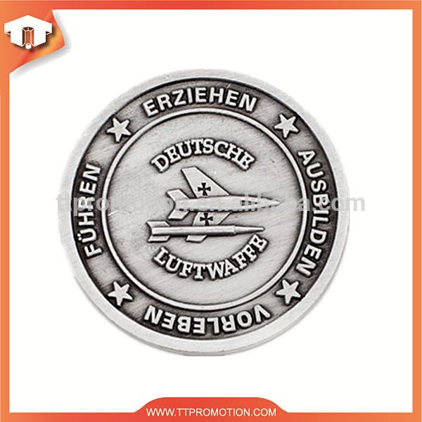 hot sale & high quality fashion trolley token coin supplier in china With Good After-sale Service