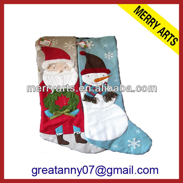 2014 new products cast iron christmas stocking holder funny christmas stockings sale