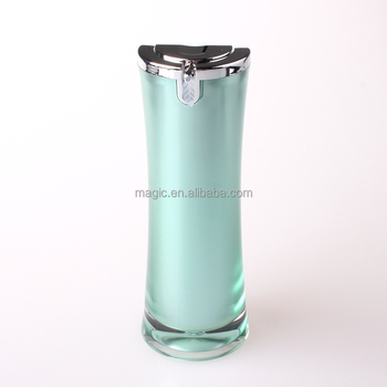 15ml 30ml 50ml 100ml High end cosmetic bottle, face cream bottle, cosmetic airless pump bottle