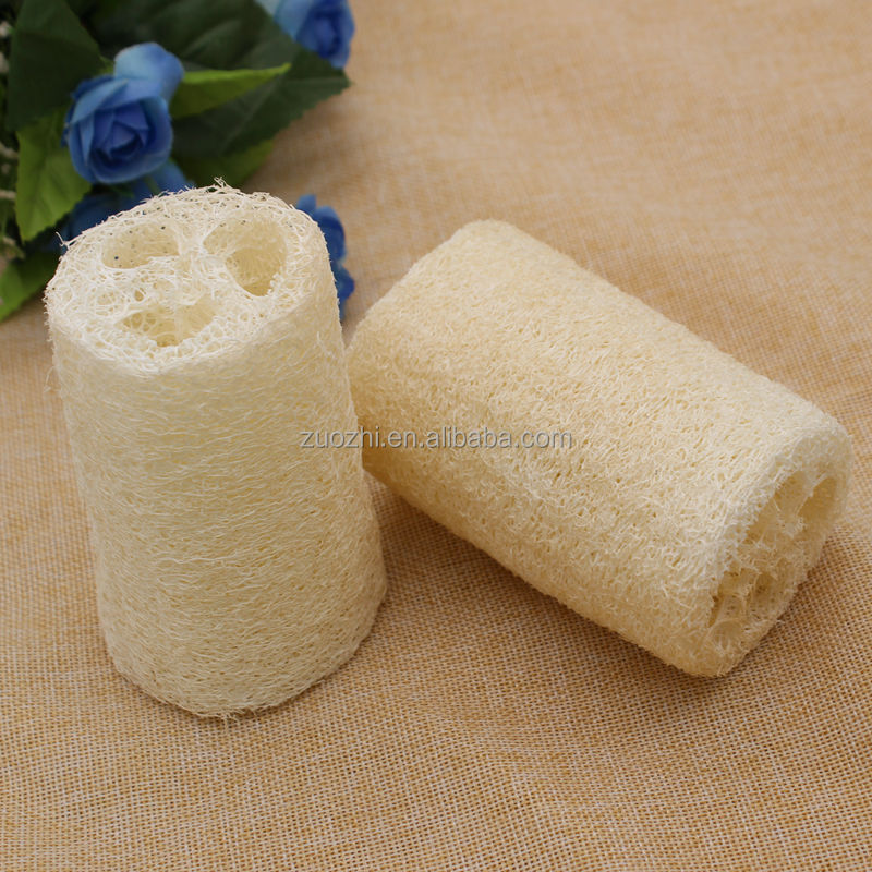Natural loofah sponges body bath luffa sponges