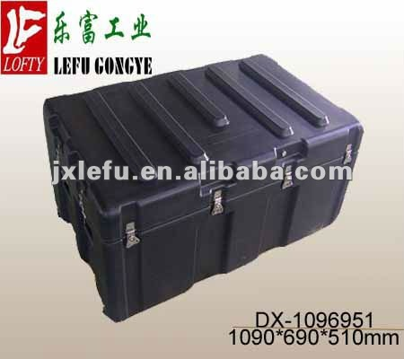 Large Hard Rotomolded Plastic Military Equipment Toolbox Case