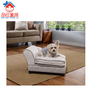 Wholesale dog bed and high quality royal dog bed peg house wooden bed dog