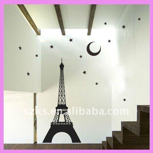 for Cuartos decorados de la torre eiffel