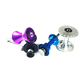 Stainless Steel Quick Release Wheel Axle Ball Lock Pin for RC car