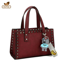 High quality women toto brand handbag trend leather bags buy handbag from china