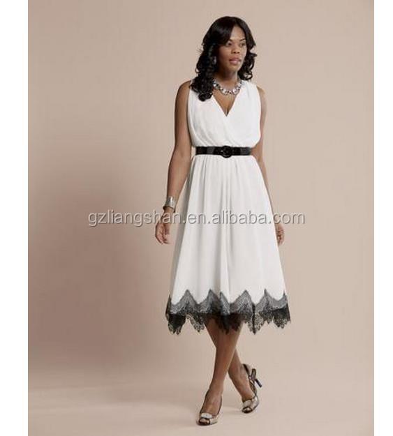 Chiffon summer dress patterns