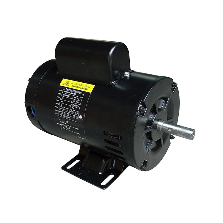 Aoer 1/2hp, 115v,1725 Rpm,50hz executar monofásico ac motor capacitor iniciar capacitor