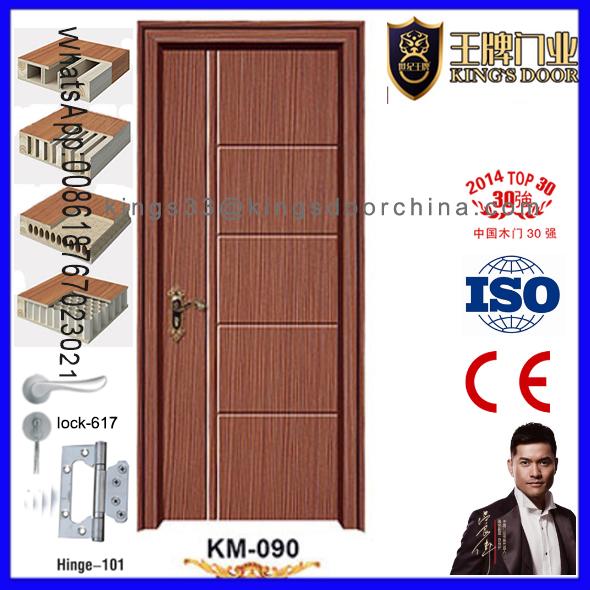 Venta al por mayor puertas de madera modernas para for Diseno de puertas de madera para recamaras