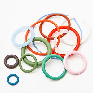 FDA Approved Food Grade Silicone Rubber O Ring For Thermos Heat Resistance