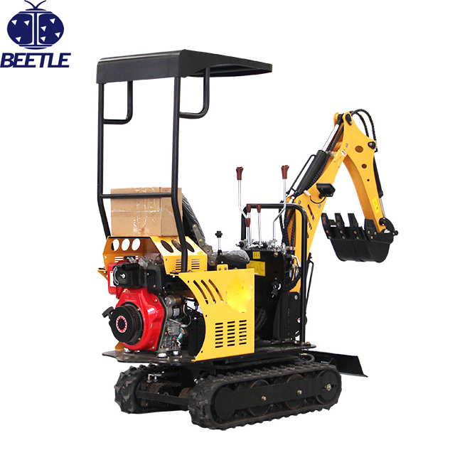 จีน Backhoe Loader Bagger Mini Digger08 Mini Excavator ราคาขาย