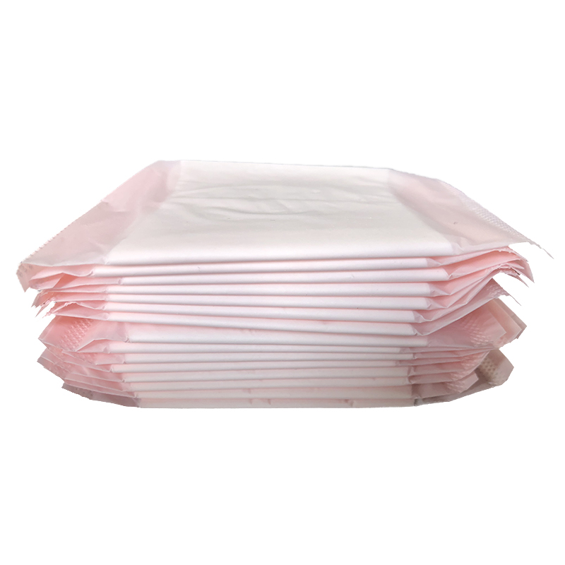 icy feeling herbal thick soft bag panty liner for children