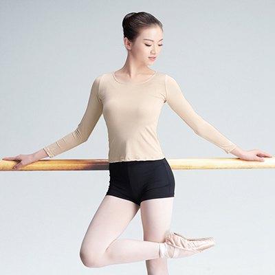 Dancing nude ballet