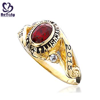 Novelty Design Finger Ring School Ring / Class Ring