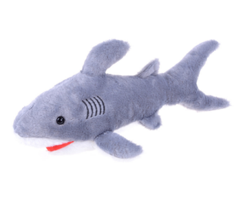 50cm Giant Shark Plush Shark Whale Stuffed Fish Ocean Animals Kawaii