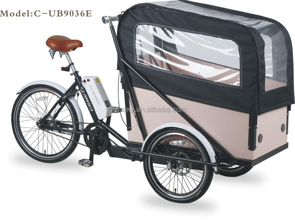 en15194 24 aluminum alloy rim 8fun center motor electrical trike three wheel bicycle bike buy. Black Bedroom Furniture Sets. Home Design Ideas
