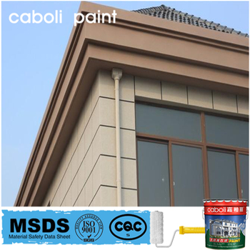 Caboli Best Selling Nontoxic Textured Paint Putty For Exterior