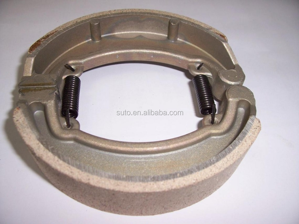 Hot Sell! Cb125t Brake Shoe In Guangzhou Motorcycle Parts
