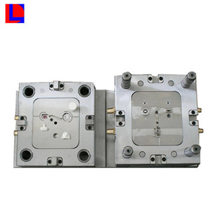 High quality China plastic injection molded parts plastic injection molding
