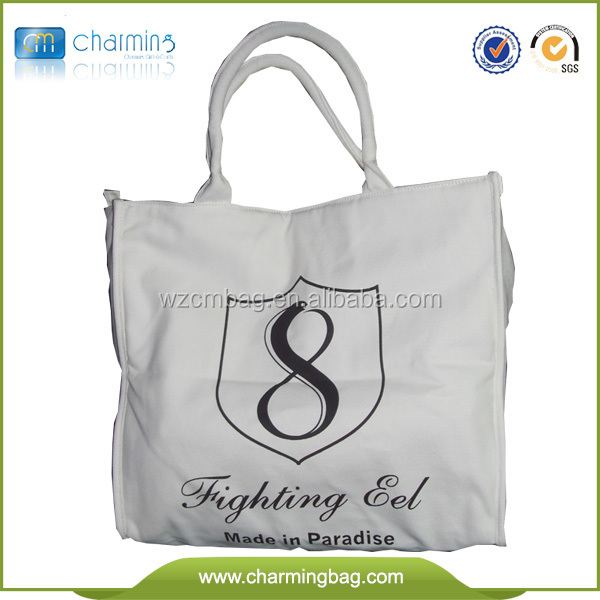 Promotion cotton tote bag/cotton shopping bag