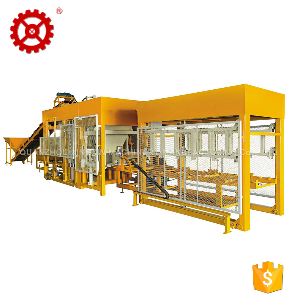 German Concrete Widely Used Concrete Block Making Machine For Sale In Usa