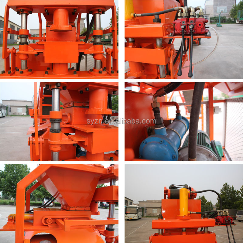 interlocking brick making machine for sale