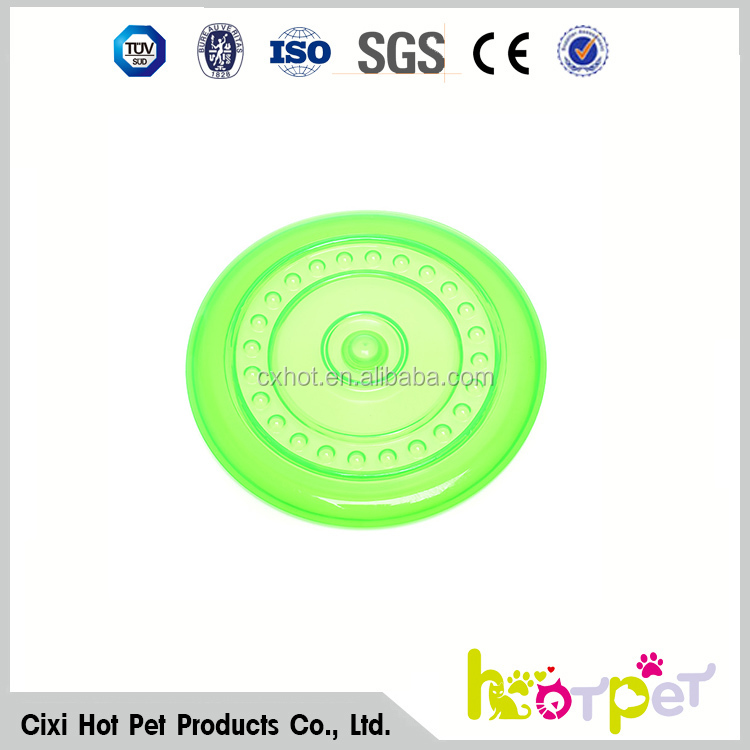 Manufacturer Supplier glow in the dark frisbee target manufactured in China