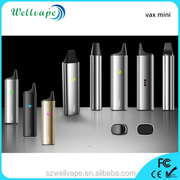 Latest technology 3000mah super vapor electronic cigarette vax mini