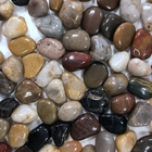Mixed pebbles for garden cheap/river stone pebbles landscape stone