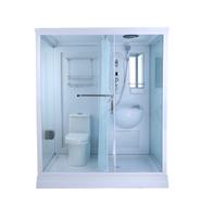 Factory Supply Attractive Price One door sliding open Bathroom Design