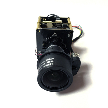 Starlight Sony Starvis Imx185 Hi3516 Ip Camera Module 3 6-11 Mm Motorized  Zoom Auto Focus Lens Pcb Board Camera Sip-e185dml-3611 - Buy Imx185 Hi3516