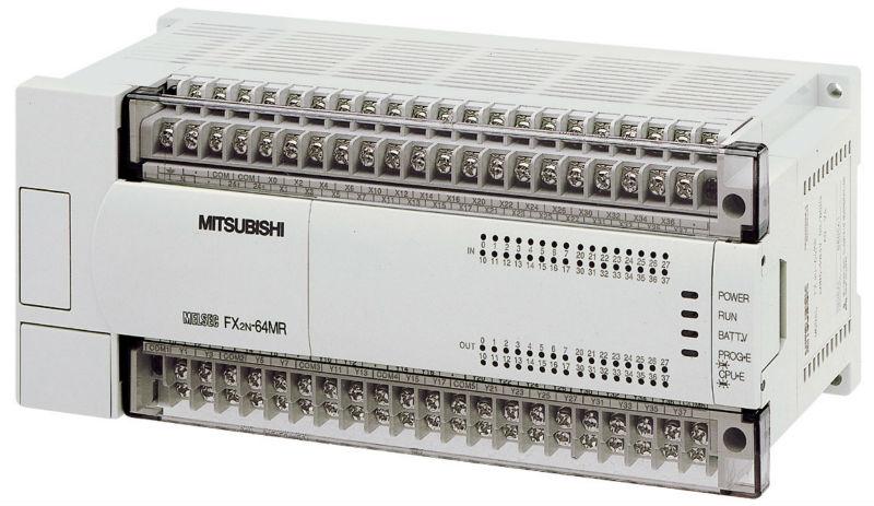 Kết quả hình ảnh cho PLC Mitsubishi