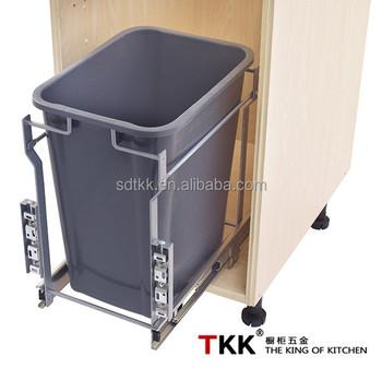 Ziehen Schrank Mülleimer/küche Bulid-in Abfallbehälter - Buy ...