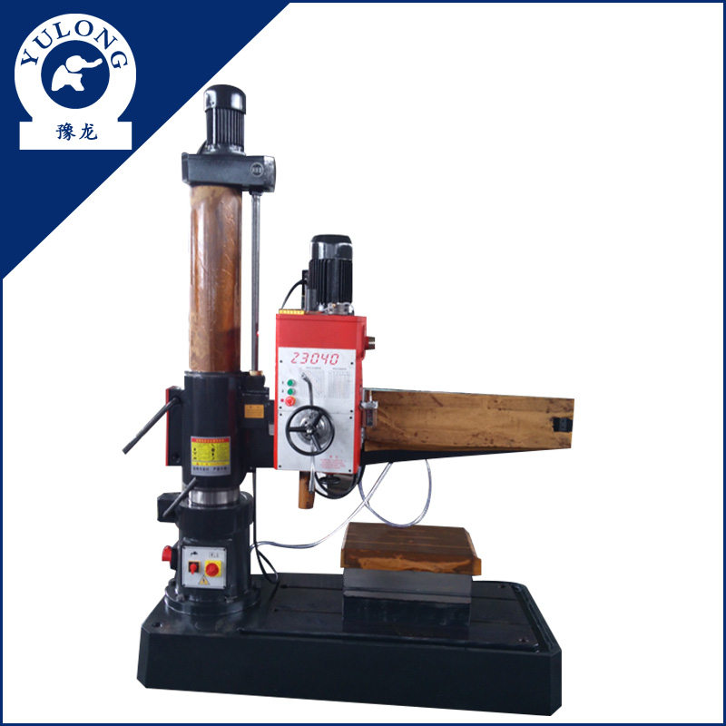 Metal High PrecisionZ3040*10 Universal radial drilling machine
