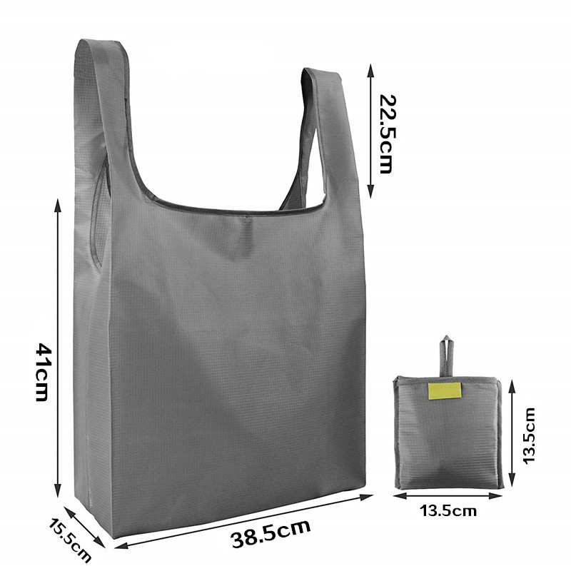 Large-capacity washable foldable shopping bags waterproof ultra-light storage bags