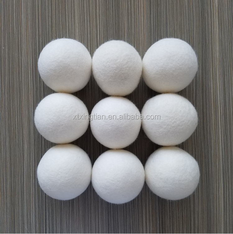 Plus size dry cleaning wool dryer ball