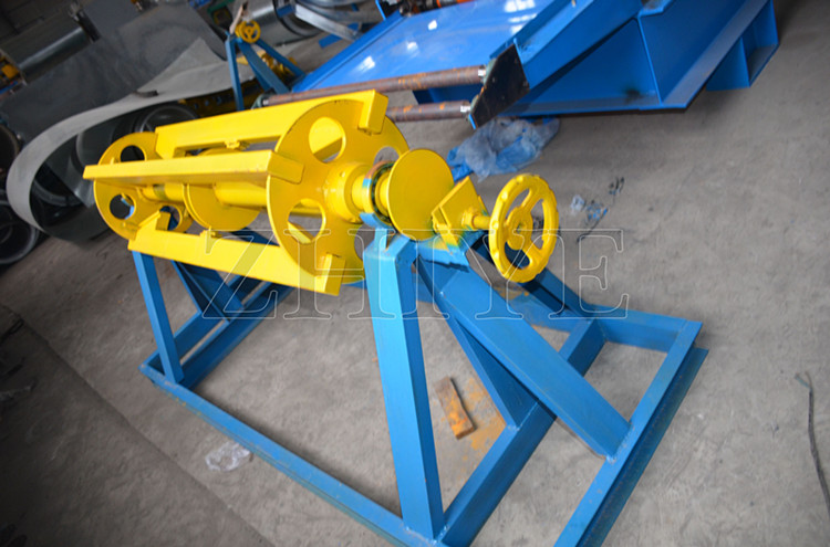 CE Standard Used Roll Forming Machine