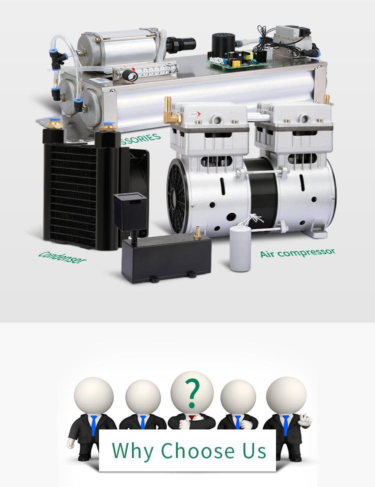 Không khí tách oxy thế hệ thực vật/PSA oxy máy phát điện đơn vị