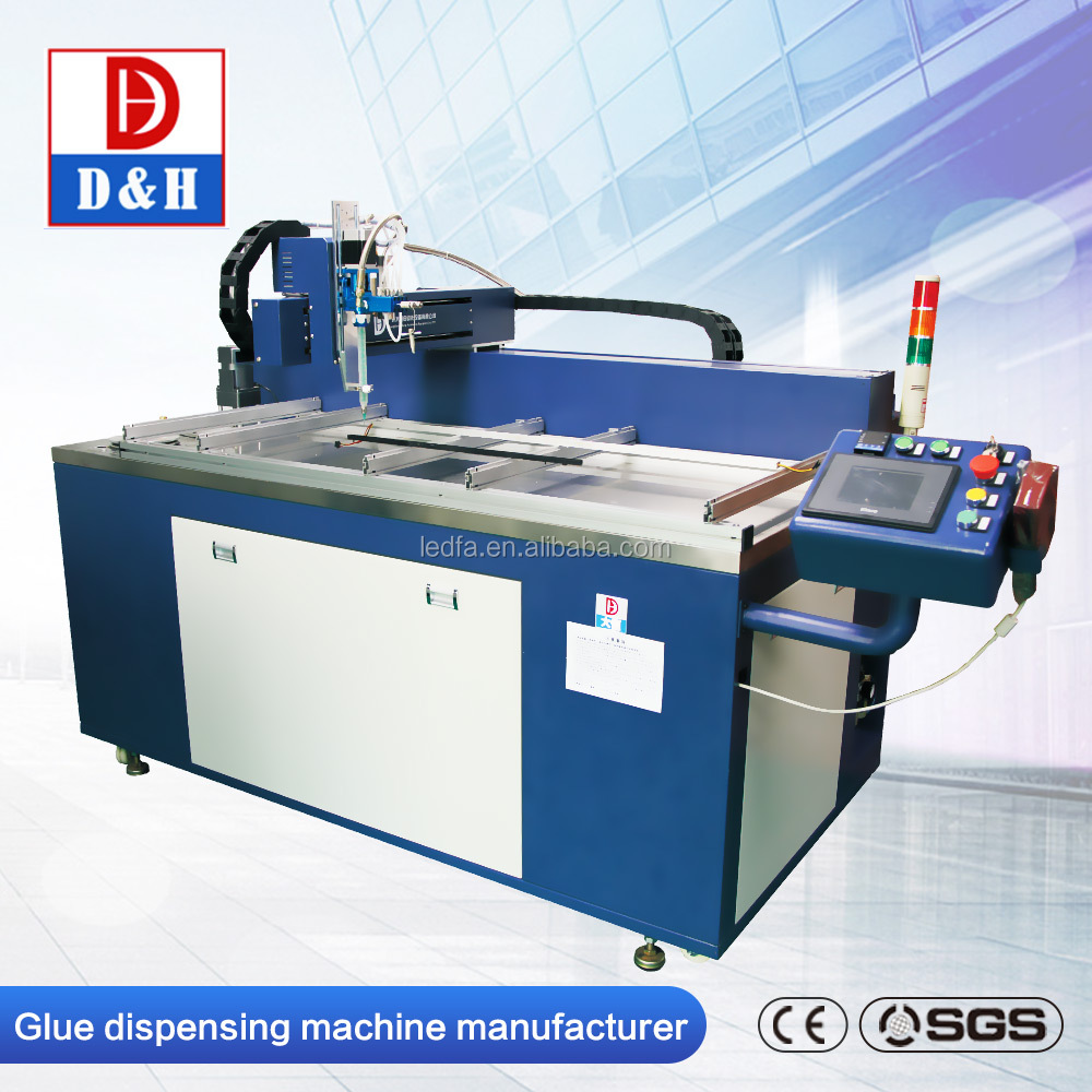 Chine usine machine de distribution de colle