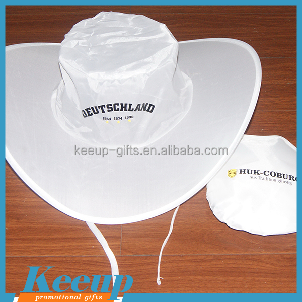high quality cheap Hot Promotional custom logo cheap customized color folding hats