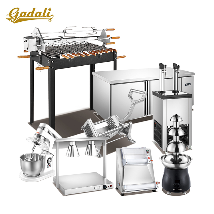 Kitchen complete bakery equipment prices for sale china