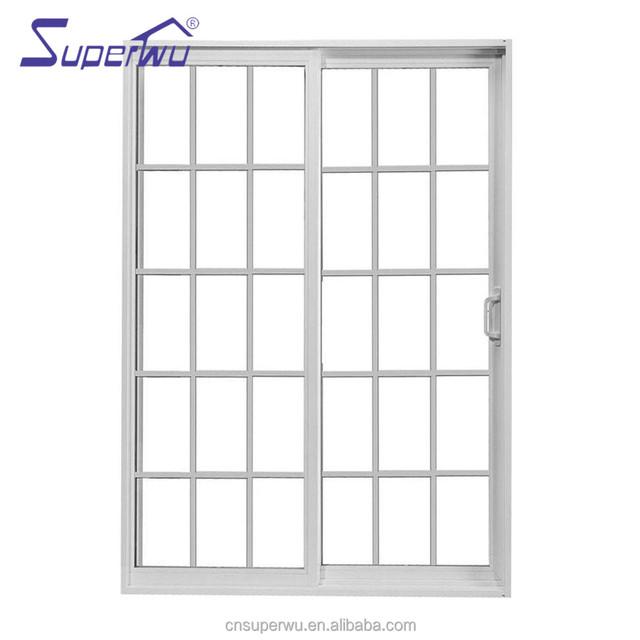 NFRC,DADE Exterior Energy Saving Aluminium Sliding Door