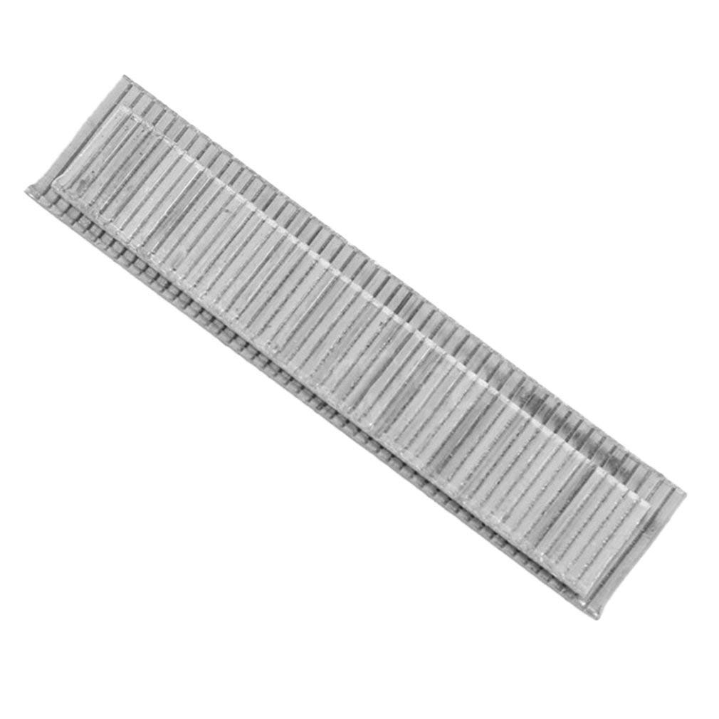1000Pcs F10 Staples 10mm Length Rustproof Nails For Electric Nails Staple Gun