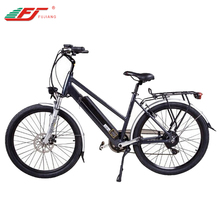 350W electric bicycle 26inch city e bike (TDF04)