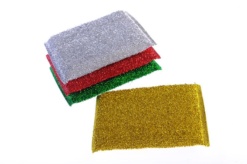 Gold Farbe Kuchenschwamm Fett Entfernen Magie Reinigungsschwamm Fur