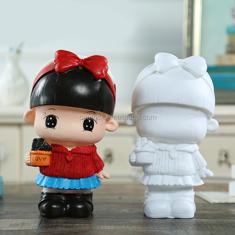 kidrobot diy/oem popular blank diy viny art toy