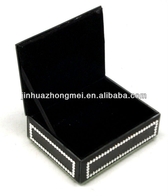 large size mirror jewel box for jewel
